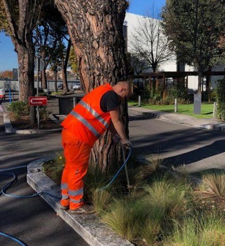 Principali interventi di manutenzione ordinaria e straordinaria eseguiti a Luglio – Agosto 2021